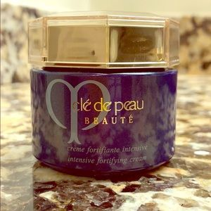 Brand New Cle de Peau Intensive Fortifying Cream